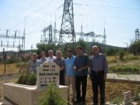 KENAN YILMAZ - Yozgat Gazeteciler Cemiyeti Ebediyete İntikal Etmiş Meslektaşlarını Ölüm Yıl Dönümünde Unutmadı
