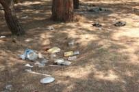 HÜSEYIN BEKTAŞ - Piknik Alanları Çöp Yığını