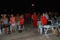 DEPREM ANI - 17 Ağustos Depremi 16. Yılında Didim'de Unutulmadı