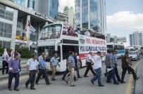TEZCAN KARAKUŞ CANDAN - Ankara Bulvarı'nın Trafiğe Kapatılması