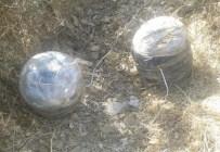 Birbirine Tuzaklanan 2 Bomba İmha Edildi
