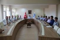 Evciler'de İdare Şube Başkanları Toplantısı Yapıldı