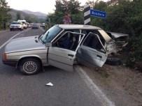 İSLAMDAĞ - Fatsa'da Trafik Kazaları Açıklaması 8 Yaralı