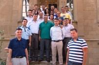 Gömeç'in Başarılı Kaymakamı Yavuz'dan Gömeç Belediyesine Veda