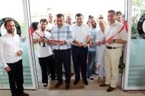 BARIŞ MANÇO - Alanya Barış Manço Okulu Açıldı