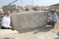 LAODIKYA - Bin 900 Yıllık Antik Kent Kazısından 'Kaçak Su Kullanımına Ceza' Yasası Çıktı