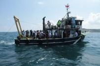 BALIK AĞI - Denizlerdeki Terk Edilmiş Ağlar Temizleniyor