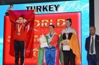 AHMET ARABACı - İlknur Gedik Yeniden Milli Takımda