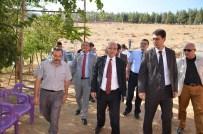 OSMAN TOPALOĞLU - Kahramanmaraş Valisi Güvençer'den Ağrı Gazisine Ziyaret
