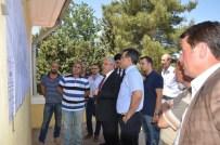 OSMAN TOPALOĞLU - Kahramanmaraş Valisi Güvençer, Türkoğlu'nda İncelemelerde Bulundu