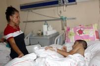 İNKUR - Maganda Kurşunuyla Yaralanan Çocuk