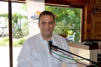 BILGIHAN BAYAR - Vali Türker, AKTOB Üyeleriyle Bir Araya Geldi