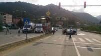 MEHMET BAHADıR - Giresun'da Trafik Kazası Açıklaması 7 Yaralı