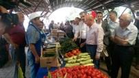 EKOLOJİK PAZAR - Kocasinan'da Ekolojik Pazar Açıldı