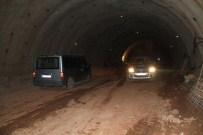 Ilgaz Dağı Tüneli Çalışmaları