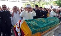TÜRKER ARSLAN - Kısmet Erkiner'in Cenazesi Toprağa Verildi