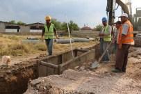 KOÇYAZı - Kulu Ve Yunak'ta Kanalizasyon Çalışması