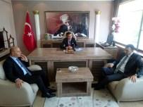 Milletvekili Göçer, Sulakyurt İlçesini Ziyaret Etti