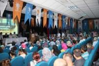 AK Parti Beşikdüzü İlçe Başkanlığı Ağustos Ayı Danışma Meclisi Toplantısı Yapıldı