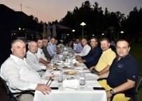 MUSTAFA SÖYLEMEZ - Aosb Yönetimi İlk Ve İkinci 500'Ü Buluşturdu