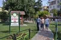 HACı ARIF BEY - Başkan Ataç Yenilenen Parkları Denetledi