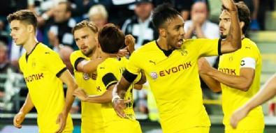 Dortmund'dan tarihi dönüş!
