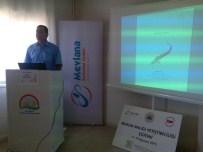 HÜRRIYET ŞAHIN - Hüyük'te 'Mersin Balığı' Yetiştiriciliği Eğitimi