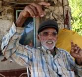 ADAKÖY - 'Karayiğit Dede' Asırlık Yaşamını Doğal Beslenmeye Borçlu