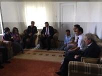Kılıç'tan Şehit Ailesine Başsağlığı Ziyareti