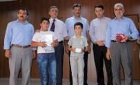 Kur'an Kursu Öğrencilerine Tablet Ve Kol Saati Ödülü