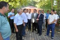 CAFER SARıLı - Vali Cebiroğlu Açıklaması 'Her Turist Yalova'dan Memnun Ayrılmalı'