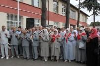İSMAIL YıLDıRıM - Karamürsel'de Hacı Adayları Dualarla Uğurlandı