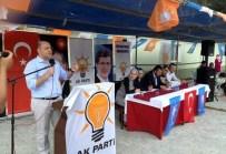 AK Parti Kütahya İl Danışma Meclisi Toplantısı Emet'te Yapıldı