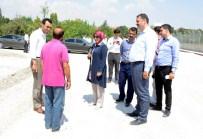 MERAM EĞITIM VE ARAŞTıRMA HASTANESI - Meram'daki Trafik Sorunu Çözülecek
