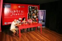 GÖKÇER GENÇ - Mudanya'da 'Tiyatro Tatili' Başladı