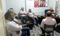 AK Partili Naci Özcan Açıklaması Emet Göleti Projesinde Herhangi Bir Aksama Yok
