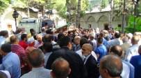 TONGA - Cenazesi Şoförlüğünü Yaptığı Ambulansla Uğurlandı
