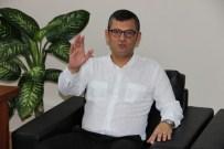 KRAL ÇıPLAK - CHP'li Özel'den Yarbay Alkan'a Destek