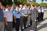 VEDA TÖRENİ - Emniyet Müdürü Adnan Taşdan, Aydın'a Veda Etti