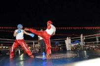 AHMET ARABACı - Festival'de Kick Boks Şöleni Başlıyor