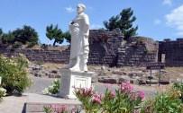 NURETTIN ARSLAN - Aristo'nun Heykeli Tahrip Edildi