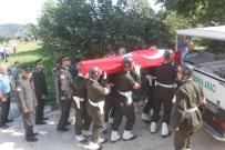 Kore Gazisi Tuzcu'nun Cenazesi Toprağa Verildi