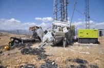 YOLKONAK - PKK GSM Vericilerini Bombaladı