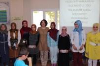 Yaz Kur'an Kursu Öğrencilerine Ödül