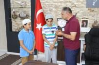 MEHMET SOYDAN - Başkan Öztürk Hafız Adaylarını Ödüllendirdi