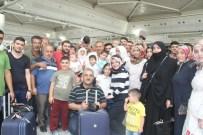 AĞLAMA DUVARı - Hacı Adayları Filistin Üzerinden Kutsal Topraklara Gitti