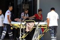 KİBARİYE - Şehit Madenci Eşi Hastaneye Kaldırıldı