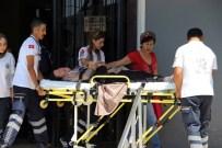KİBARİYE - Soma Kurbanı Madencinin Eşi Hastaneye Kaldırıldı