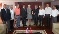 Specht Açıklaması 'Adana-Abd Ticaretini Daha Da Geliştirmeliyiz'