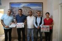 DÜNYA BASINI - Tküugd Genel Başkanı Yavuzaslan Mardin'de Meslektaşları İle Buluştu